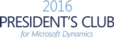 Microsoft Presidents Club 2016